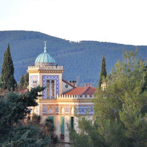 Villa Mauresque Hyères Centre