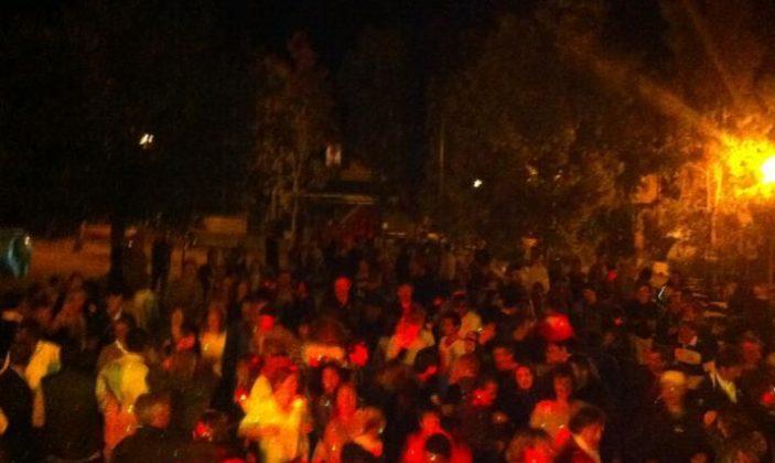 Bal Danse Concert Place du village Association des commerçants Ile de Porquerolles