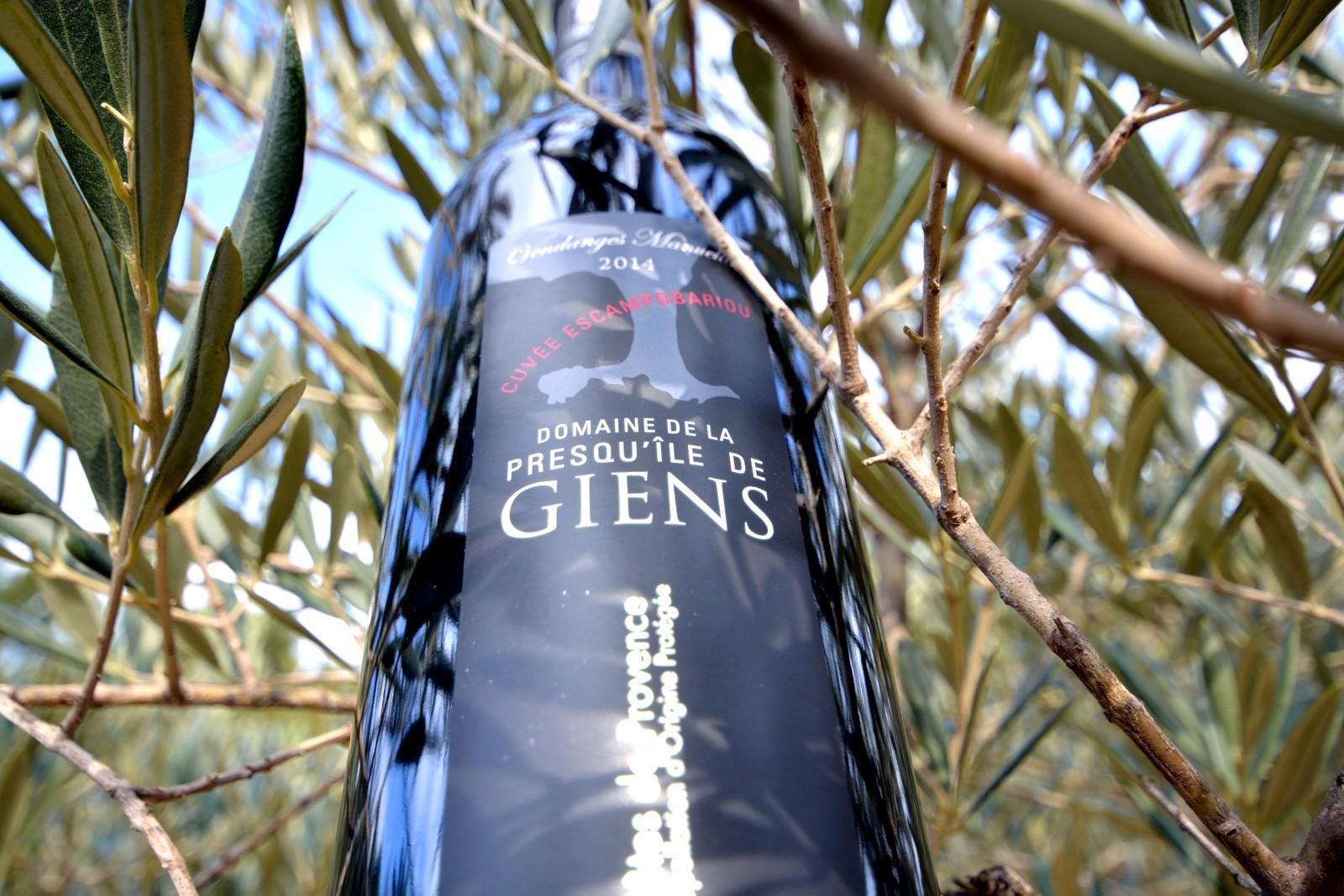 Domaine de la presqu le de giens hy res degustation - Office du tourisme presqu ile de giens ...