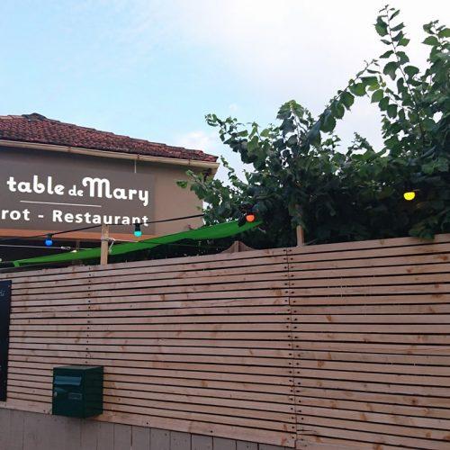 Restaurant La Table de Mary