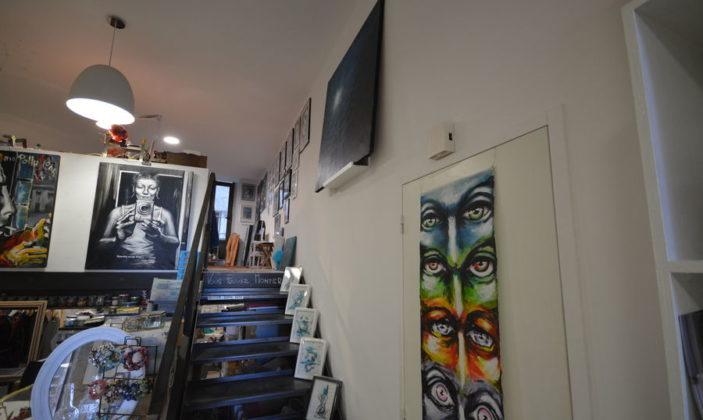 Aux arts etc parcours des arts Hyères centre ville