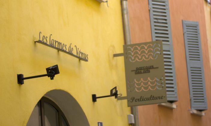 Parcours des arts Hyères Centre-ville