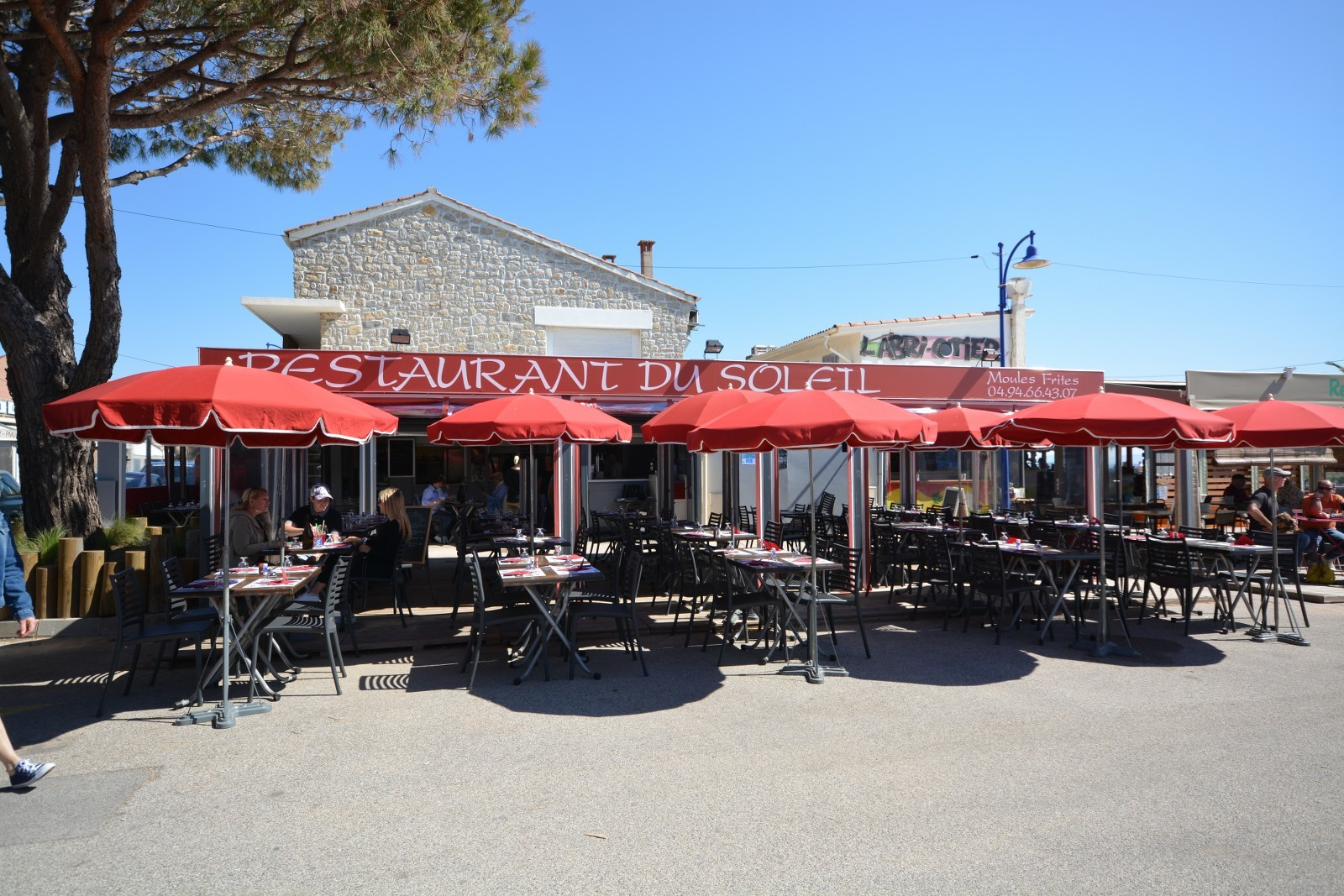 Restaurant du Soleil l'Ayguade