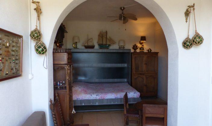 Résidence villa églantine île du Levant naturisme