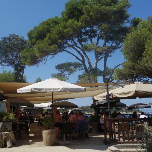Restaurant Porquerolles La Plage d'Argent