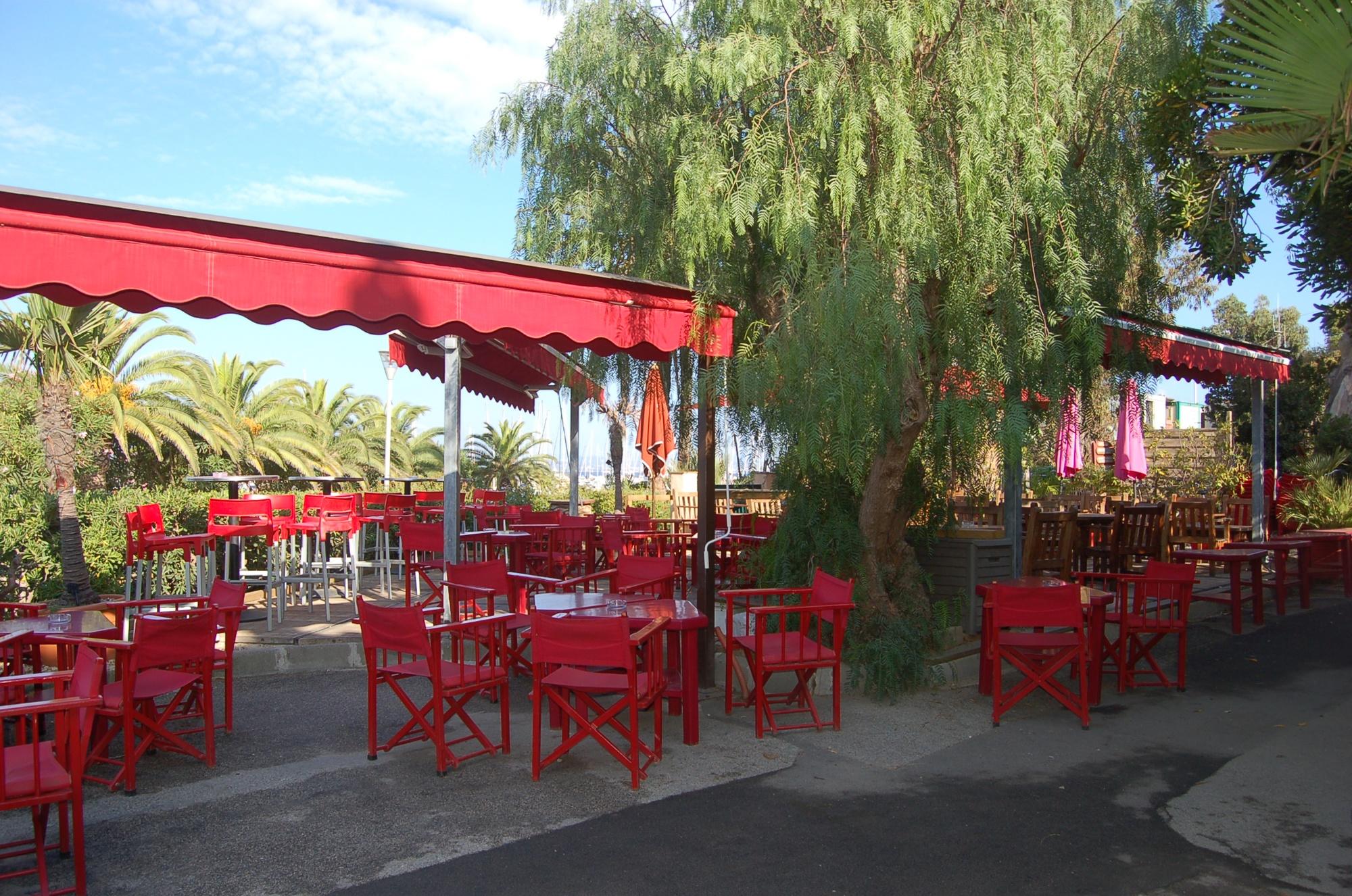 Restaurant Coté Port île de Porquerolles