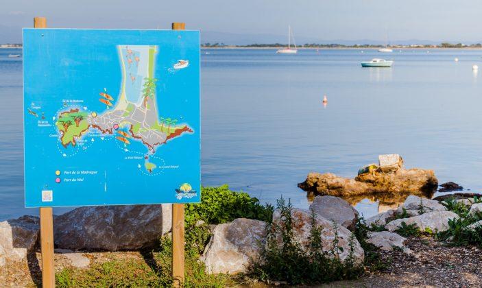 Port de la Madrague Presqu'île de Giens