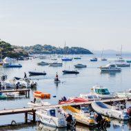 Le sentier du littoral du port de la Madrague à la plage de la Badine