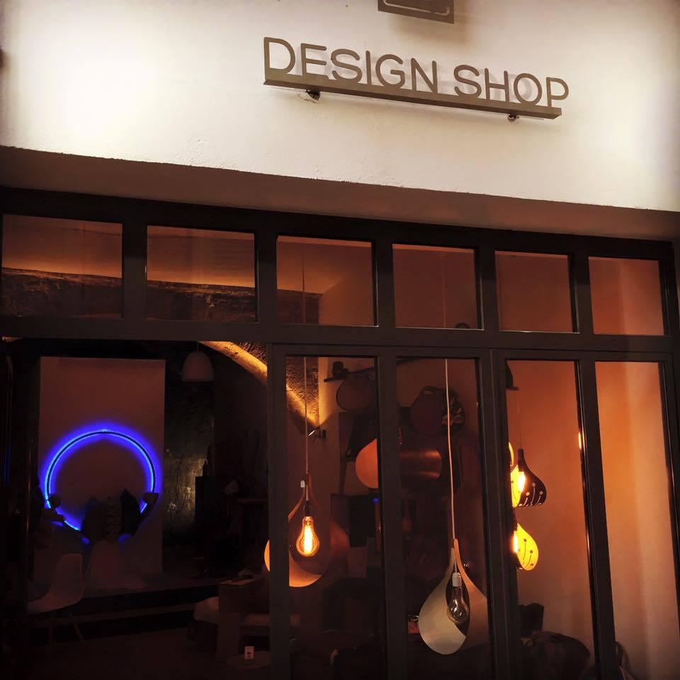 6083 Design shop Parcours des arts Hyères centre-ville