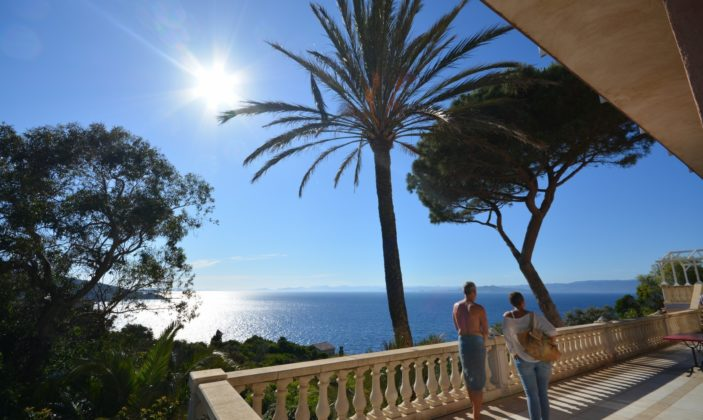 Résidence Villa Marie Jeanne île du Levant naturiste