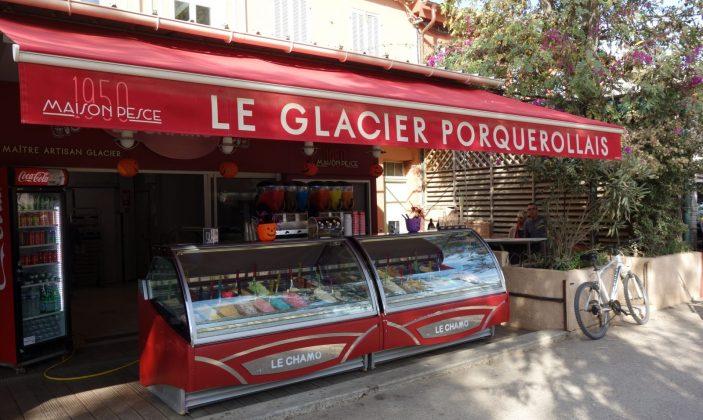 Glacier Porquerollais – le Chamo