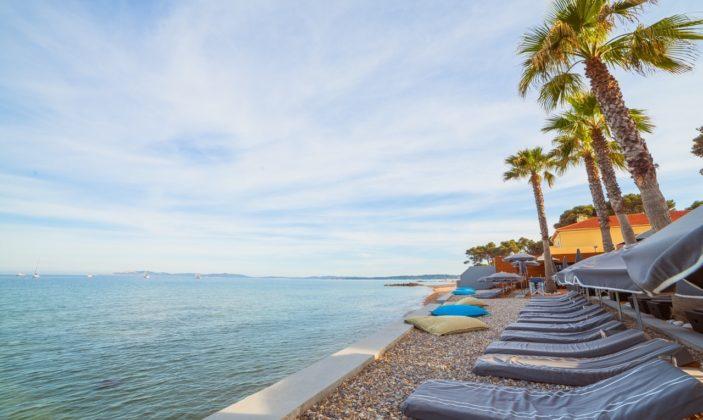Hôtel Bor Hyères plages transat