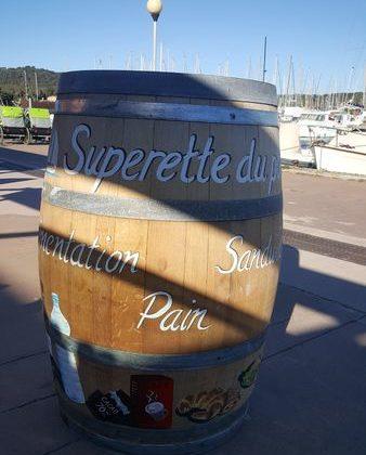 Superette du Port