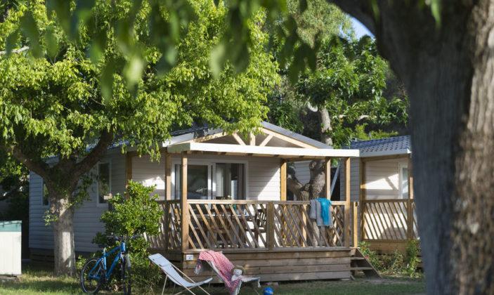Loggia Camping de la Presqu'île