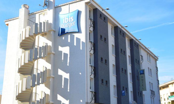 Hôtel Ibis Budget Hyères Centre-ville
