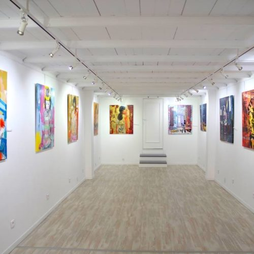 Galerie d'art Marie Poscia