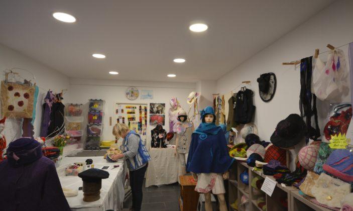 Tina B Creation Parcours des Arts Hyeres Toulon