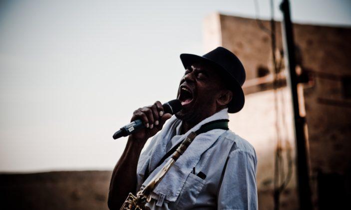 Jazz à Porquerolles, Festival musique, Fort Ste Agathe, île de Porquerolles, Parc National, Archie Shepp