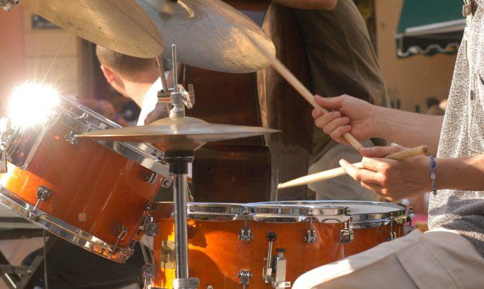 Jazz à Porquerolles, Festival musique, Fort Ste Agathe, île de Porquerolles, Parc National