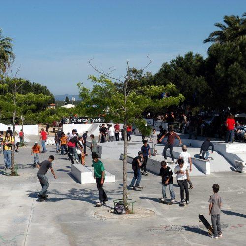 Skate Park Hyères centre-ville