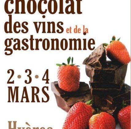 salon du chocolat des vins et de la gastronomie