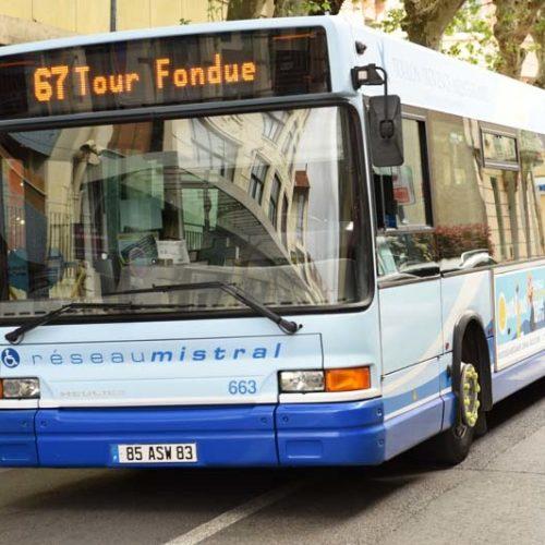 Réseau Mistral Transport