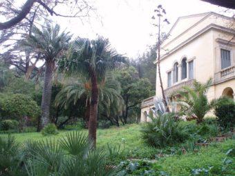 La Maison de Paul Bourget (Plantier de Costebelle)