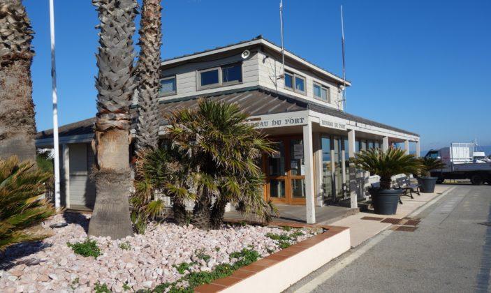 Port Plaisance Bateaux Porquerolles Parc National