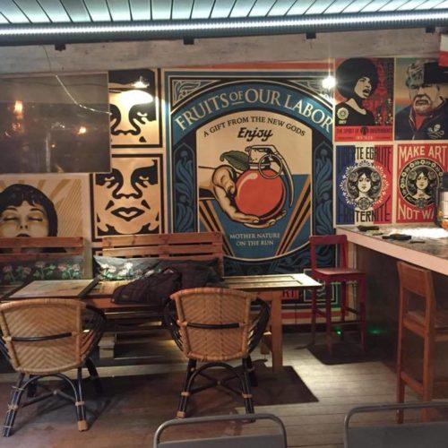 Restaurant Orangeraie Porquerolles Ile Vue mer