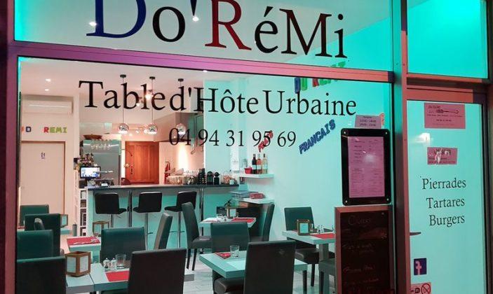 Restaurant Do'Rémi Hyères gare