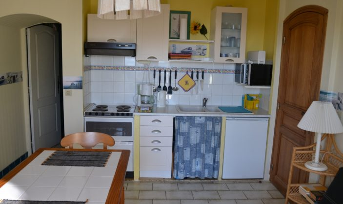Appartement T2 rdc – M Magloire
