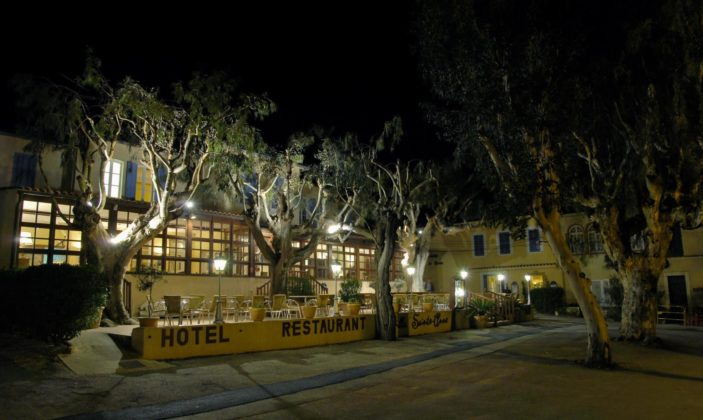 Hôtel Villa Sainte Anne Porquerolles