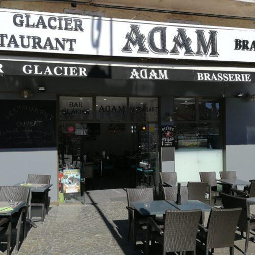 Brasserie Adam Hyères centre