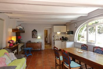 Location appartement T2 Ile de Porquerolles Parc National