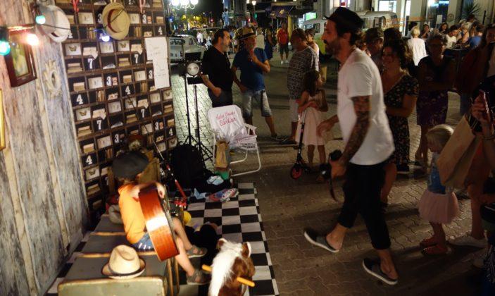 Nuit blanche Hyères centre-ville