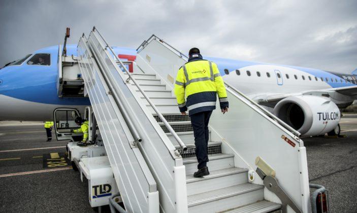Aeroport Toulon Hyeres vols avec TUI