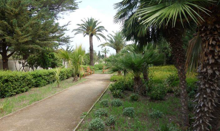 Jardin Emmanuel Lopez Porquerolles