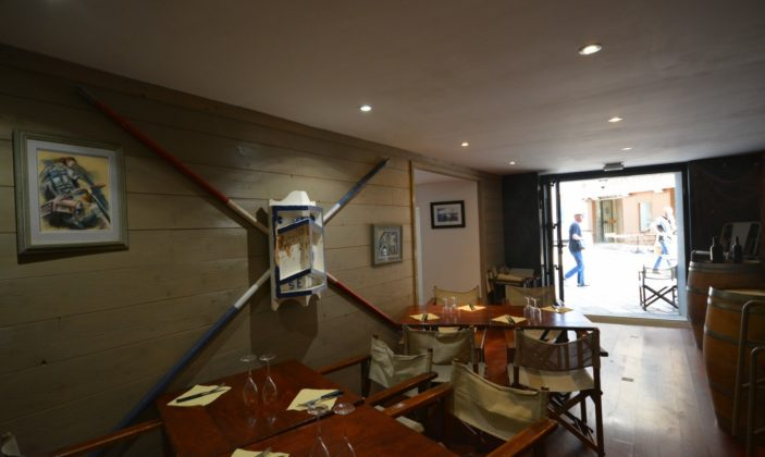 restaurant La Cabane Hyères centre ville