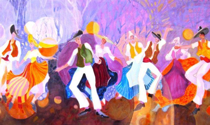 Animations musicales, île de Porquerolles, Parc National