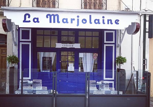 Creperie La Marjolaine Hyères Centre-ville