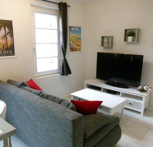 Appartement T2 – M Ghelardi