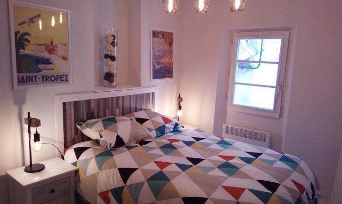 Appartement T2 1er étage – M Ghélardi