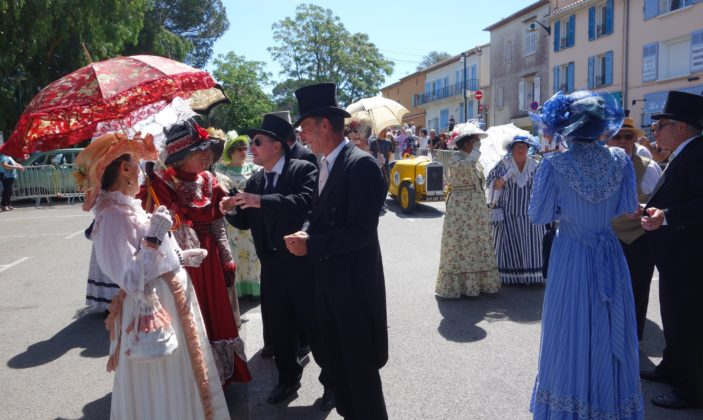 fête Giens 1900 Hyères