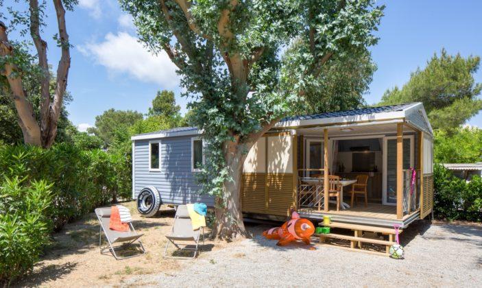 Mobile-home Soleo Camping de la Presqu'île