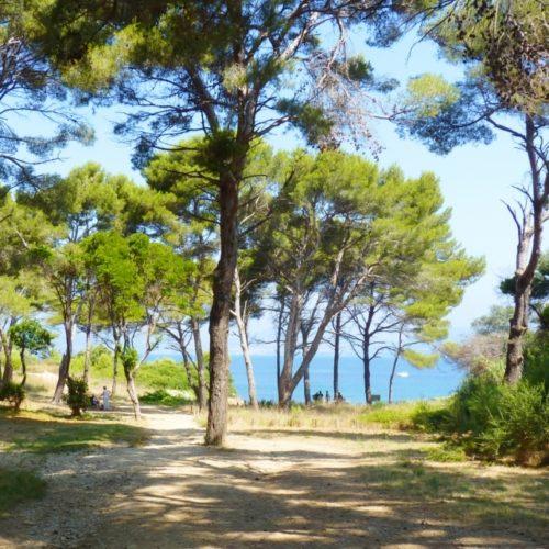 Camping Olbia Hyères La Madrague (Giens)