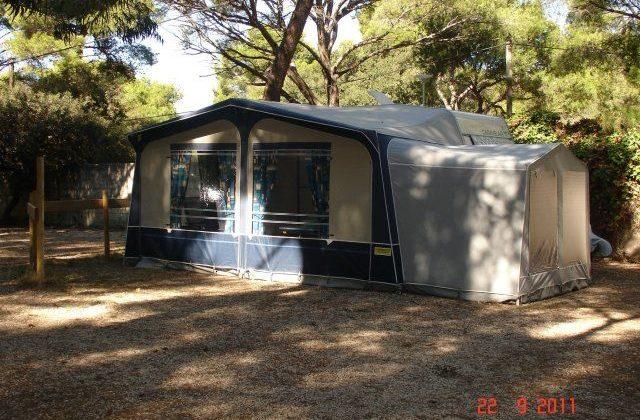 Camping Olbia Hyères