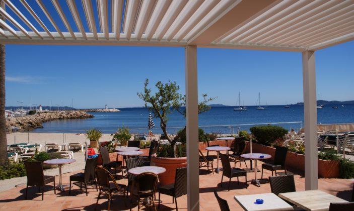 Hôtel la Potinière – Hyères plage