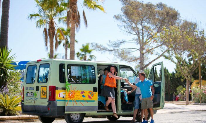 camping port pothuau hyeres les salins