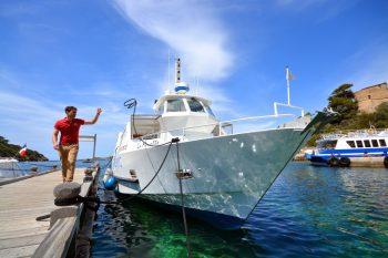 Circuit en bateau autour des îles : larguez les amarres !