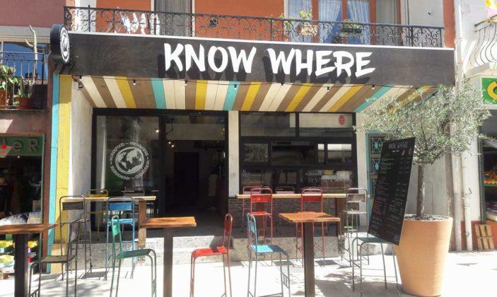 Restaurant know where Hyères La Capte